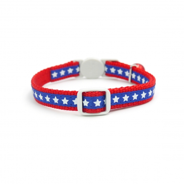 美國星星貓項圈 5